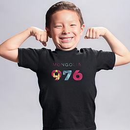 Mongolia Childrens T-Shirt