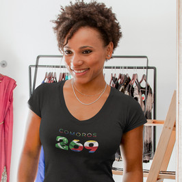 Comoros 269 Women's T-Shirt