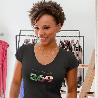 Comoros 269 Women's T-Shirt
