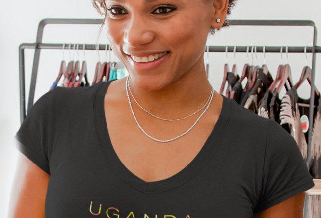 Uganda Womens T-Shirt
