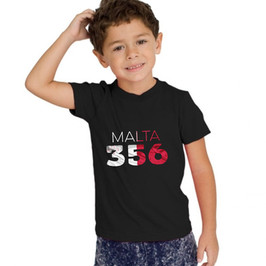 Malta 356 Childrens T-Shirt