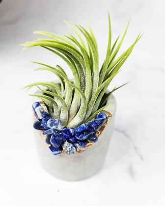 { Lapis Lazuli Geode Ronda }