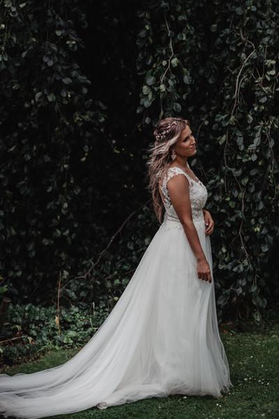 Bruid Kim - Lotte de Graaf Photography