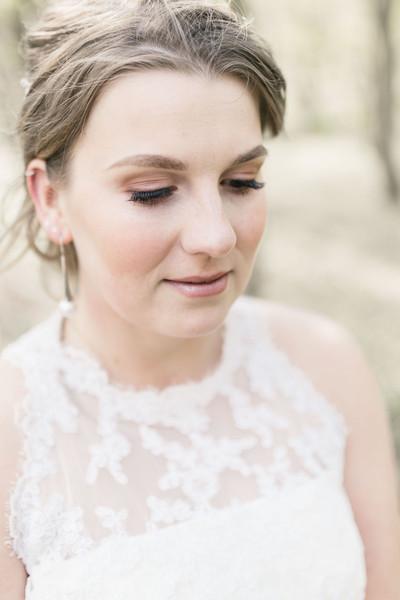 Bruid Merel - Anne Zwart Fotografie