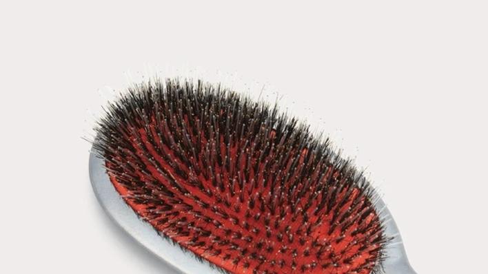 MOHI Bristle & Nylon Spa Brush