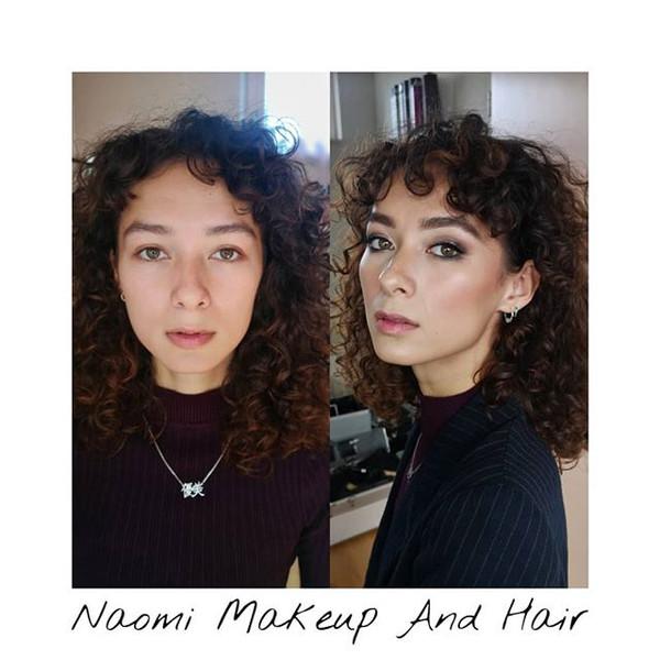 after 😍__#makeup #visagiste #delft #bri