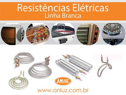 Resistência Elétrica para Linha Branca