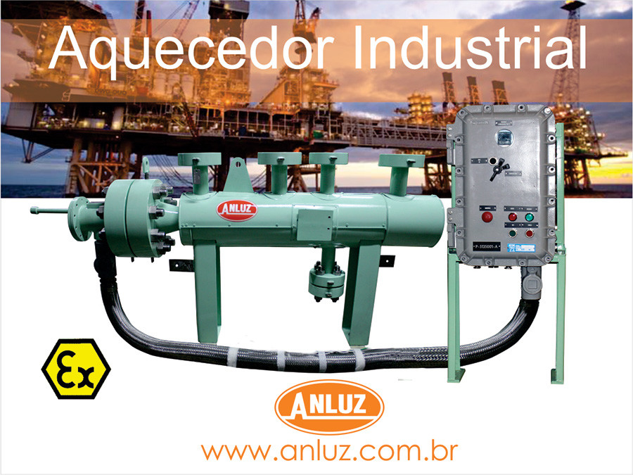 Aquecedor Industrial Ex