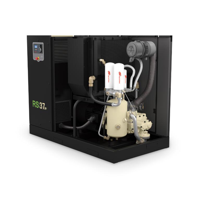 Compressor de parafuso rotativo lubrificado Next Generation