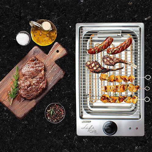 Cooktop Life Grill