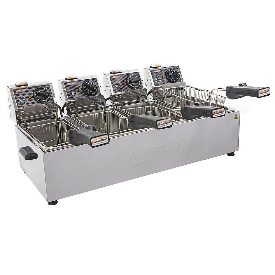 2-Fritadeira-Elétrica-4-Cuba-linha-turbo