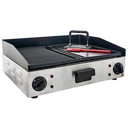 Chapa Elétrica Double Grill 2200 W