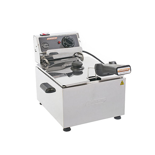 Fritadeira Elétrica Turbo 5 Litros