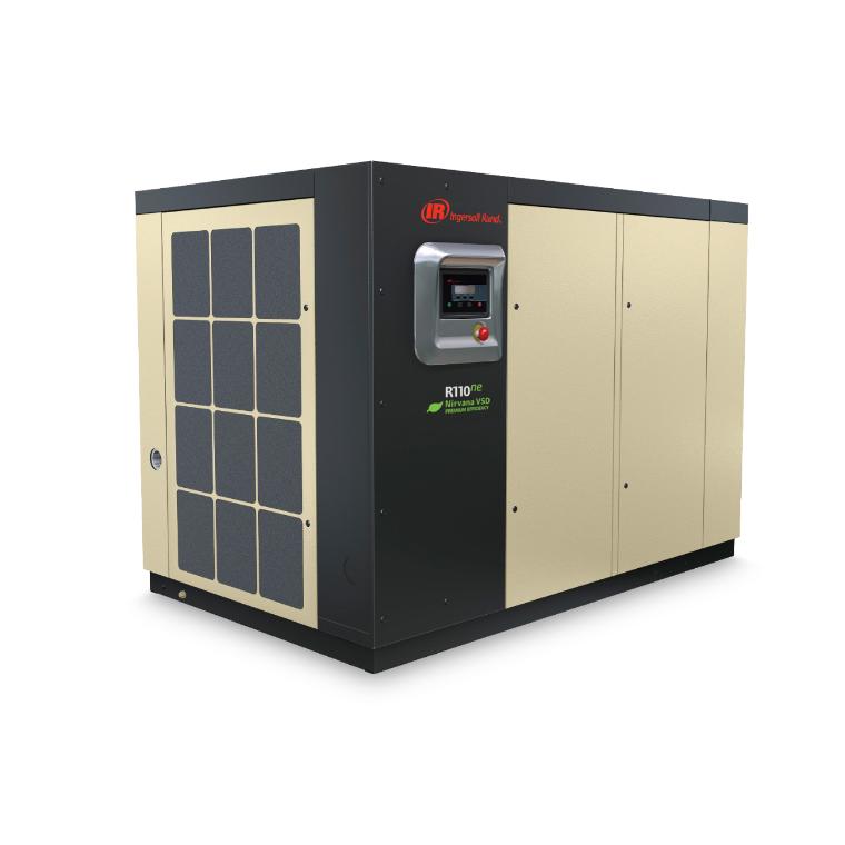 Compressores parafuso rotativo VSD