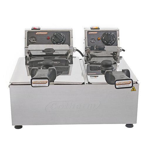 Fritadeira Elétrica   Turbo 3 e 5 Litros