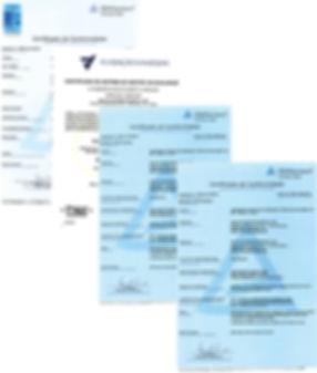 Certificação Anluz, Equipamento para area Classificada