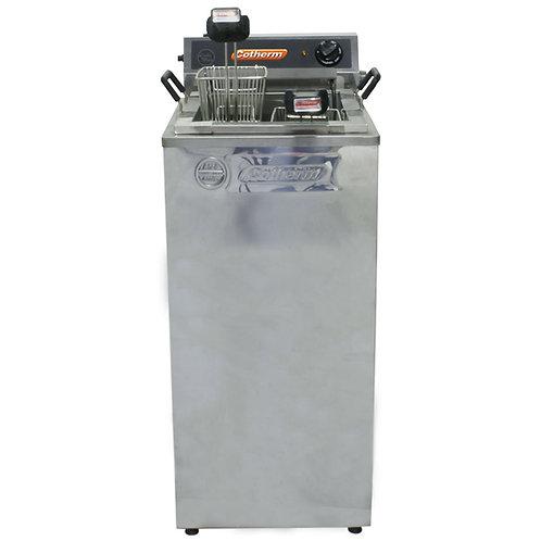 Fritadeira Elétrica Água é óleo Turbo 25 Litros