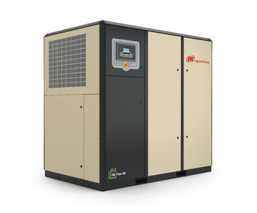 Compressores de ar rotativos isentos de óleo