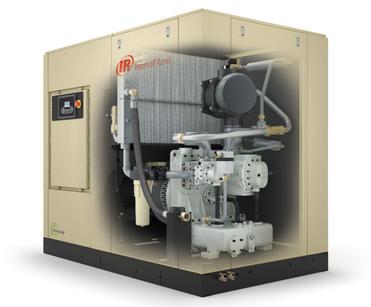 Compressor de ar rotativo isento de óleo Sierra