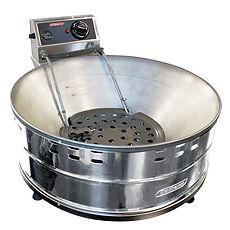 Fritadeira Elétrica, Fritadeira Tacho, Cotherm, Tacho elétrico, Fritadeira Tacho de 7 litros