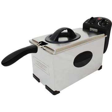 Fritadeira-Elétrica;-Cotherm;-fritadeira