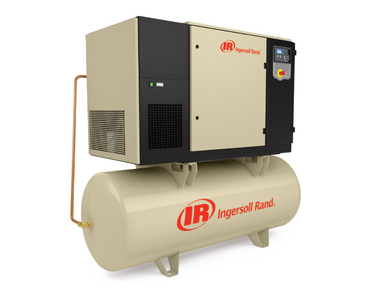 Compressores parafuso com sistema integrado