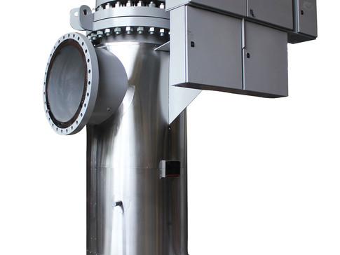 Aquecedor Elétrico Vertical para área industrial