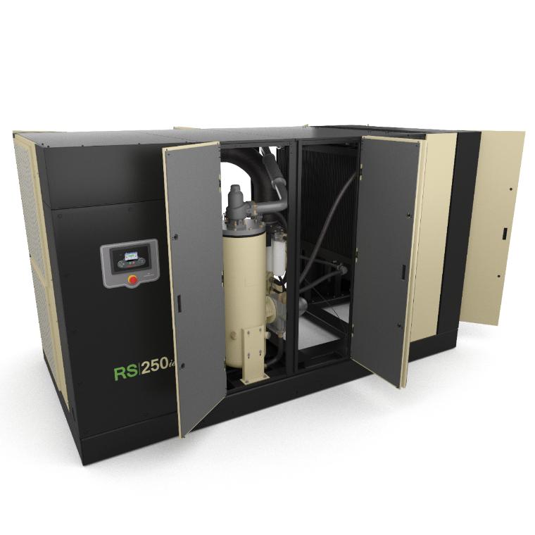 Compressores parafuso rotativo lubrificados Next Generation R Series