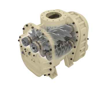 Sistema compressor parafuso VSD