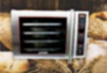 Forno Elétrico, Forno de convecção, Cotherm, Hot turbo 6.6