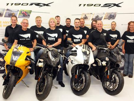 EBR Motorcycles; Looking Ahead