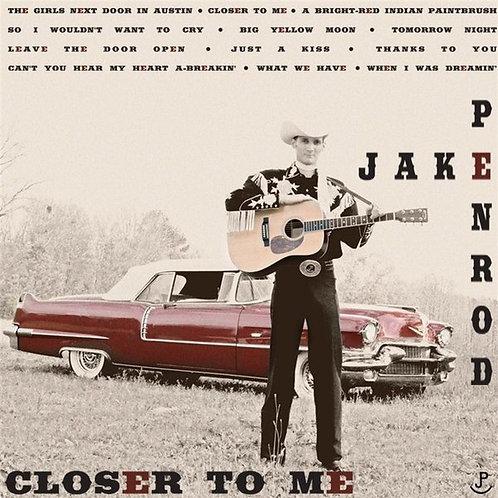 Closer to Me CD