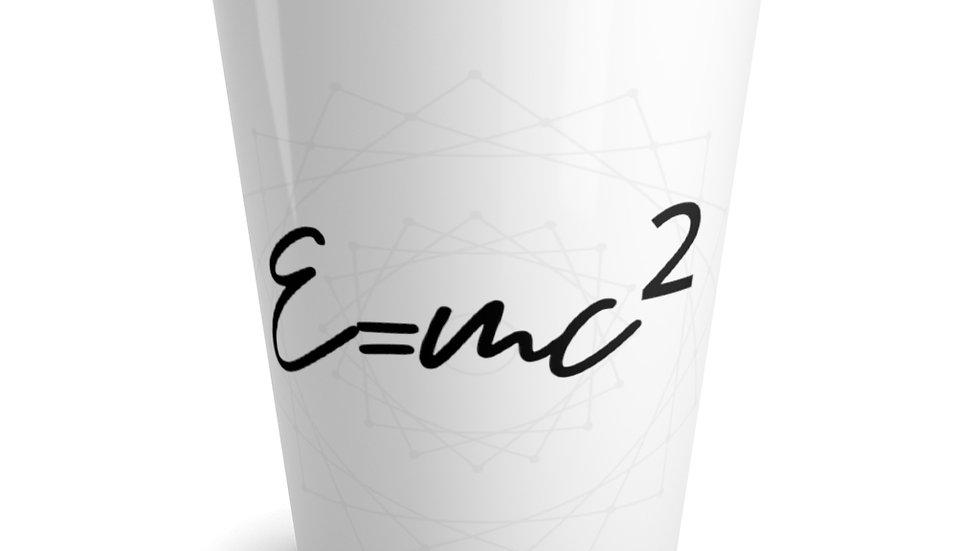 Energy Latte mug