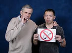 BIll and Steve anti smoking photo.jpg