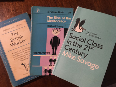 Social Class in the 21st Century by Mike Savage