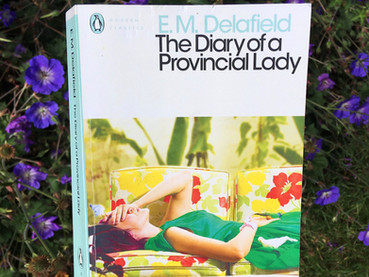 The Diary of a Provincial Lady by EM Delafield