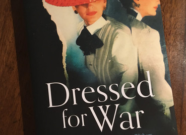 Dressed for War: the Story of Audrey Withers, Vogue Editor Extraordinaire by Julie Summers