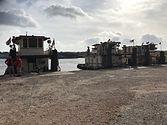 Fueling tug boat fleet on Galveston Bay TX