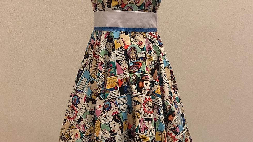 Color Comic Dress