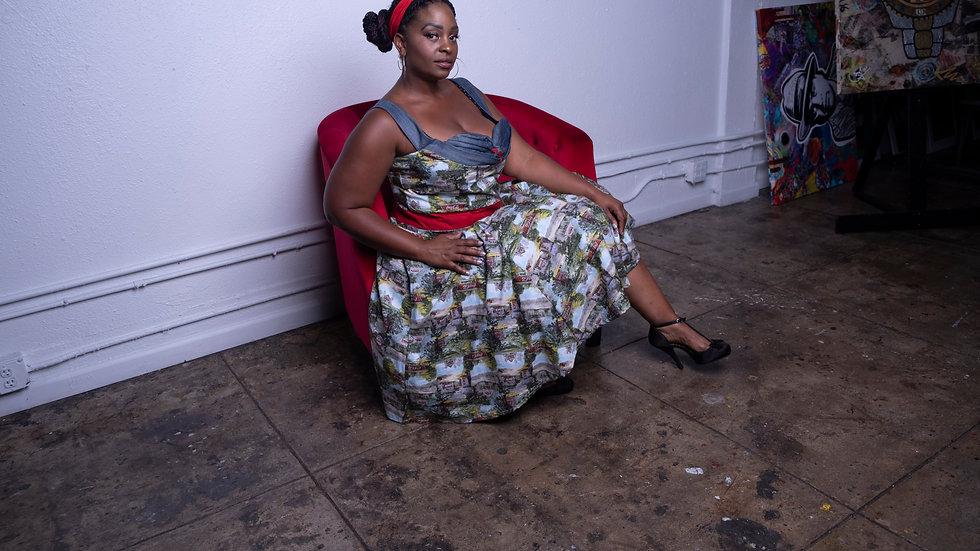 Coca Cola Dress