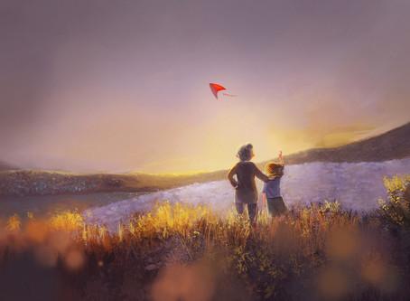 Concept art - Kite