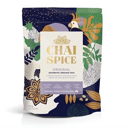 Ground Chai- Original - 1kg