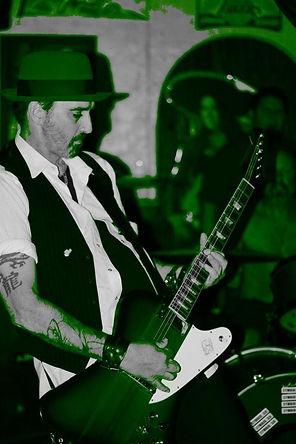 Taz on Guitar