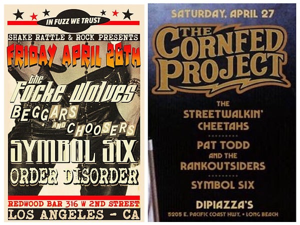 April 26 and 27