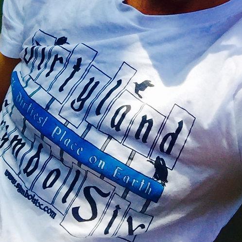 T Shirt - Symbol Six Dirtyland