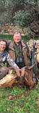 Boc Balear hunting in Mallorca Spain Lyn