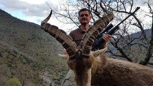 Охота в Испании 8
