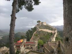 Xàtiva._Castell._Castell_Menor_des_del_Castell_Major