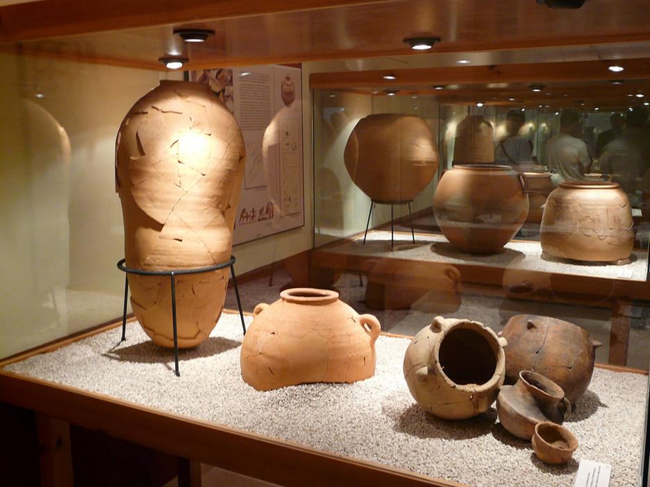 Museo vasijas
