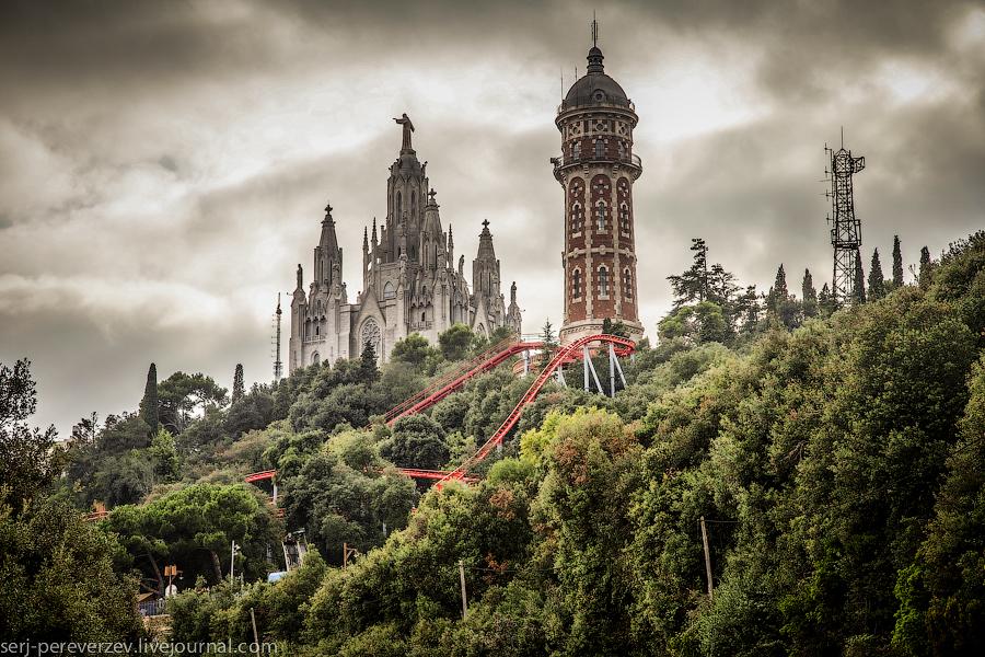 Tibidabi barcelona
